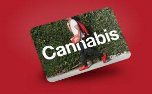 cannabis gift card